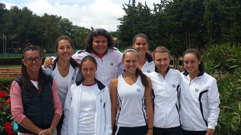 Equipe 1 Féminine Saison2015-2016